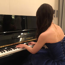 ピアノ弾けます