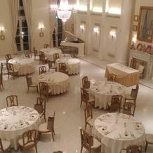 ホワイトハウス披露宴会場