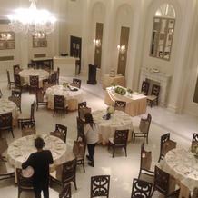 ビクトリアハウス披露宴会場