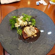 メイン お肉料理