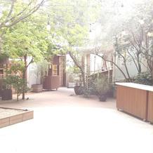 ガーデンフォレストに付いている庭