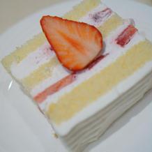 定番のケーキ