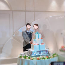 WD3段ケーキ