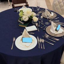 テーブルコーディネート2