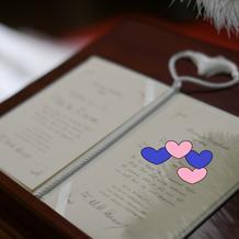 式場オリジナル誓約書