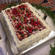 WDケーキ1段