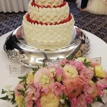 WDケーキ3段