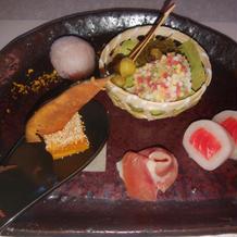 和洋が一皿に美味しく。