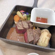 奥羽牛のフィレ肉