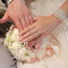 手作り結婚指輪 吉祥寺で作って来ました