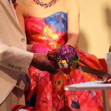一目惚れした蜷川実花ドレス