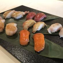 寿司バー どのネタも美味しい