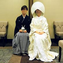 紋付き袴・白無垢・綿帽子