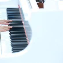 ピアノ演奏はわたしと妹 2曲しました