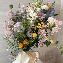 生花のお花
