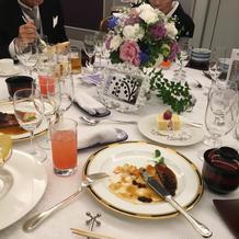 食事の一幕