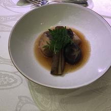 刺身がわりの煮魚