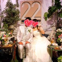 22は、夫婦の22