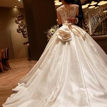 一目惚れドレス