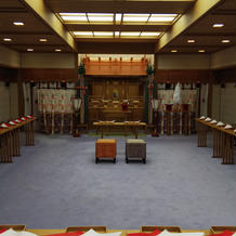 加藤神社由来の神殿