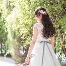 ウェディングドレス ROSA CLARA