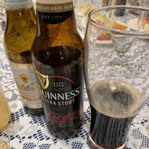 ギネスビールも飲み放題