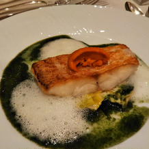 試食会のお魚料理2