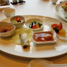 中国料理のワンプレート