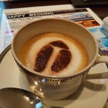 打合せ時のコーヒー