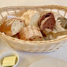 北海道産小麦粉春よ恋使用の手作りパン