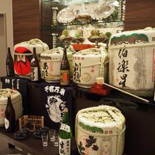 日本酒バー、ぜひ取り入れたい!