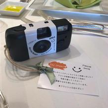 パッケージ自作インスタントカメラ