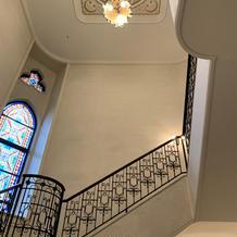 階段も映えスポットです