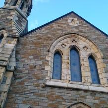素敵な雰囲気の教会