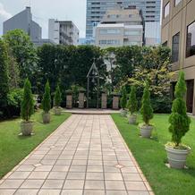 4階ガーデン