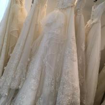 キレイなドレス