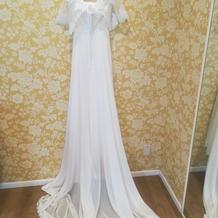 骨格に合ったドレスを提案してくれます。