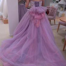 妖精みたいなドレス