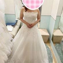 プラン外10万円ドレス