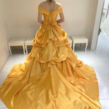 絶対に着たかったベルのドレスです!