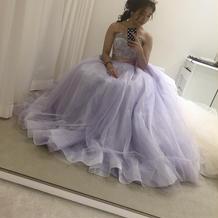 ディズニーコラボドレス