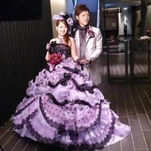 神田うのさんのドレス