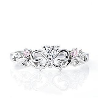 婚約指輪オーダー事例