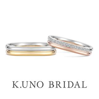 クワトロ(結婚指輪)