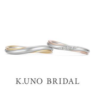 【10/29発売】カローレ(結婚指輪)