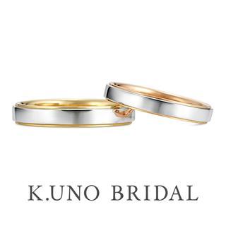 月日(結婚指輪 平打ちタイプ)
