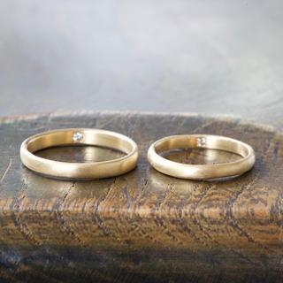 Classic Wedding Ring - クラシックマリッジリング