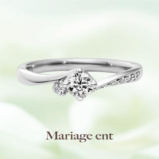 ドゥ ブリーズ(婚約指輪)