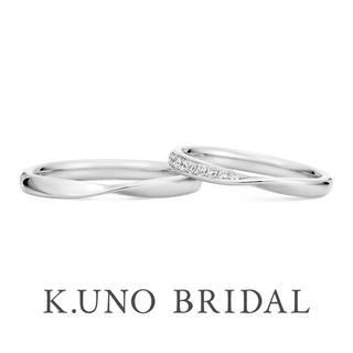 リボン(結婚指輪)