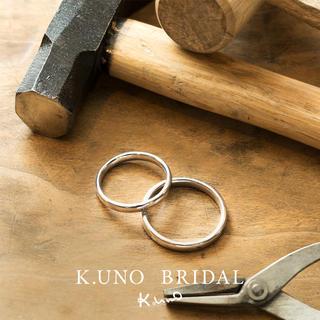 手作り婚約・結婚指輪